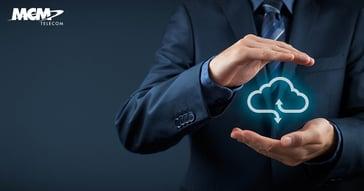 Hablando de ciberseguridad ¿es confiable el respaldo en la nube?