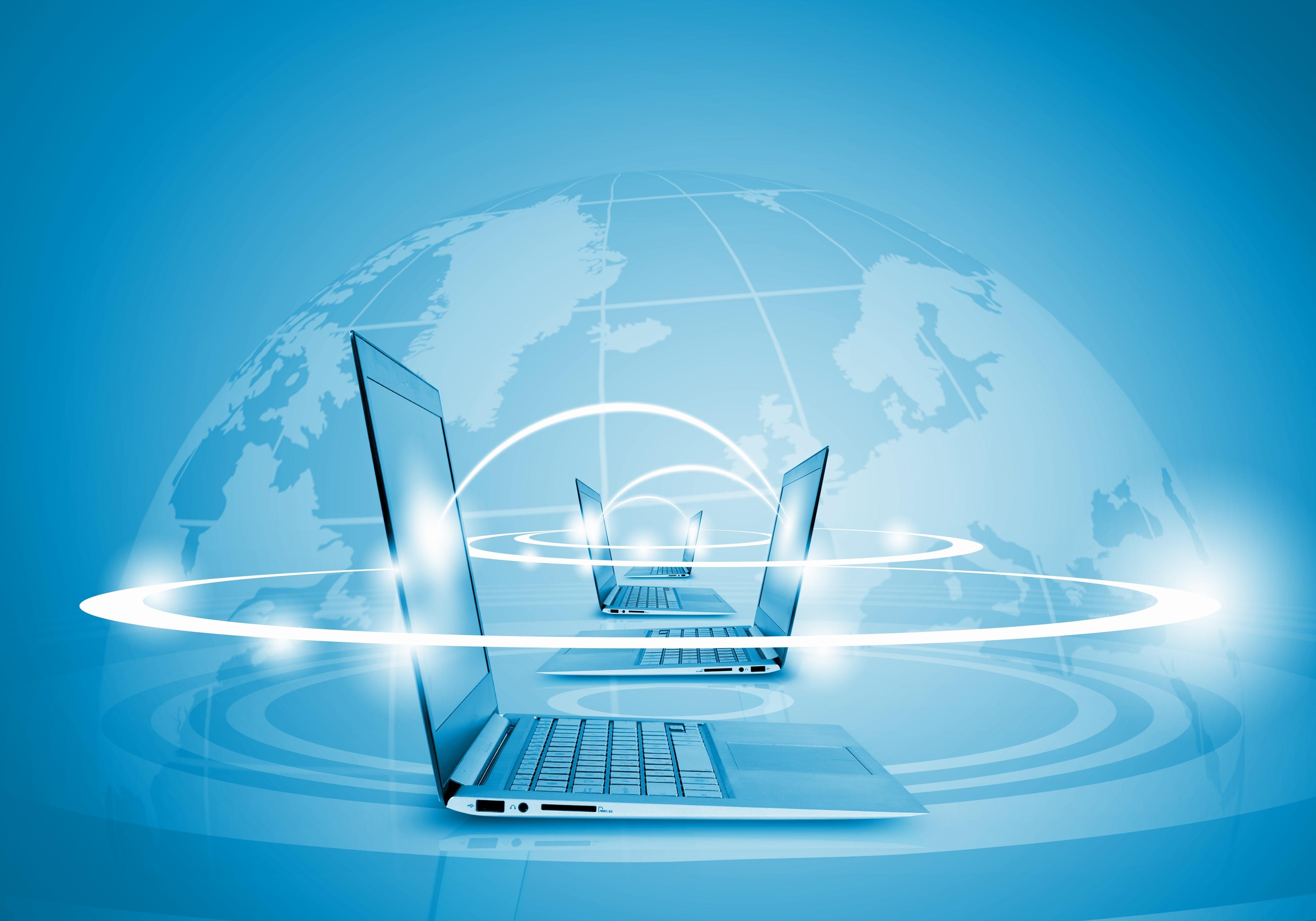¿Cómo cifrar la conexión a internet dentro de la empresa?